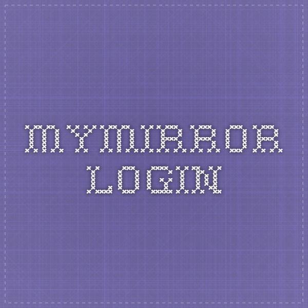 MYMIRROR LOGIN