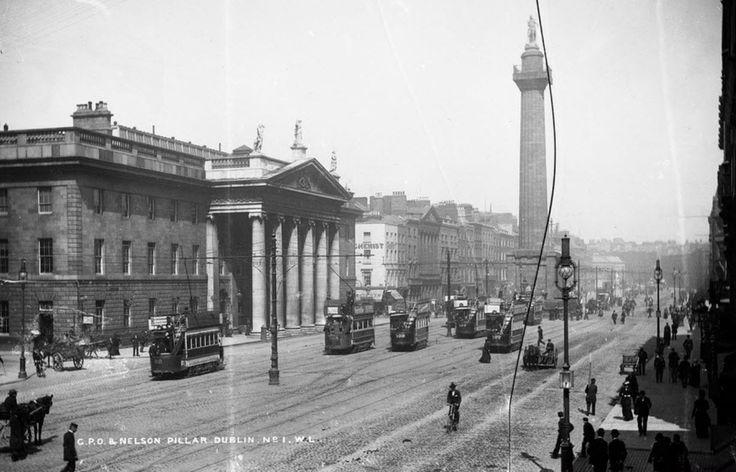 Trams in Dublin