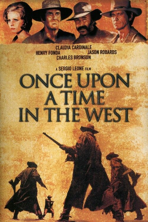 One of the best westerns ever.  Henry Fonda was cast against type.