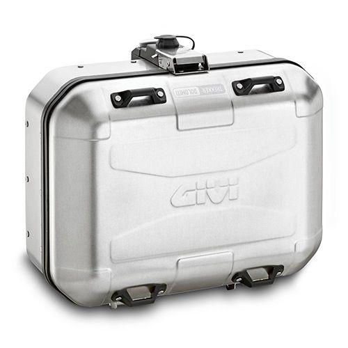 Scontato del -10% approfittane ora! Valigia GIVI Monokey Trekker Dolomiti in alluminio naturale 30 litri. Pagamenti sicuri, reso facile, garanzia 2 anni.