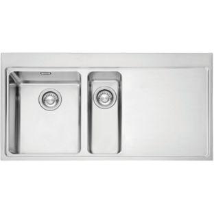 Franke Mmx 651 Stainless Steel Sink Right Hand From Homebase Co Uk Http