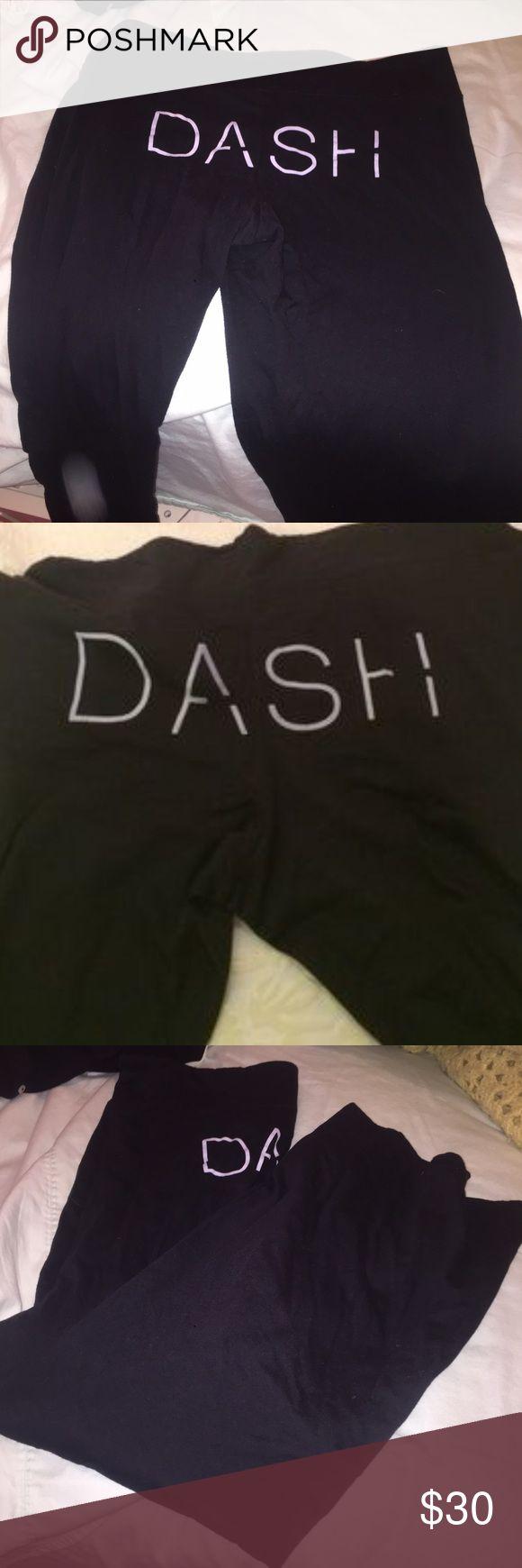 "Kardashian ""dash"" sweatpants Sweatpants from the kardashian's store ""dash"" in Miami - 50% cotton 50% polyester dash Pants Boot Cut & Flare"