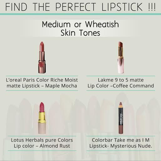 #lipsticks #nudelipstics #shadesoflipstick #lipstickshades #colours #beautifullips #makeup #beauty #beautiful #lakme #colorbar #loreal #bonjour