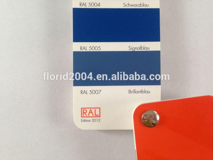 powder coating ral5005 signal blue ral5007 brilliant blue spray powder coating paint