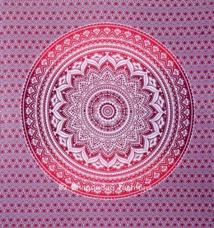 Labhanshi Tapisseries Hippie Mandala