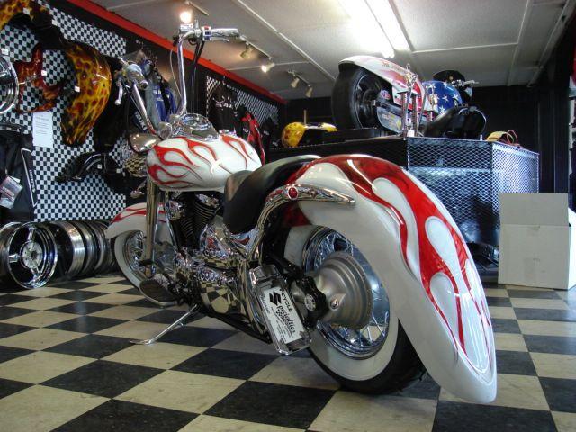 Custom Motorcycles | Directory List of Metric Custom Motorcycle Builders