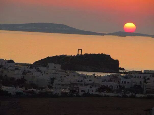 Sunset From Naxos!