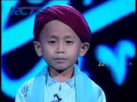 Aza Membacakan Surat Pilihan Qs. Al Infithaar Surat Ke 82 - Hafiz Indone...