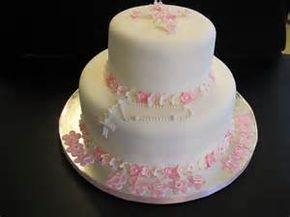 Image detail for -First Communion Cake | Flickr - Photo Sharing!