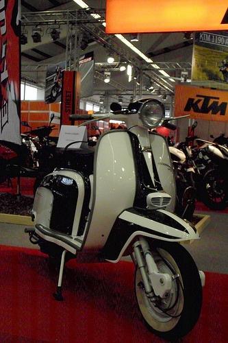 Lambretta TV 200