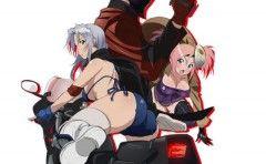 Kadokawa Reveals 'Triage X' Japanese Anime DVD/BD Plans, First Cover Art