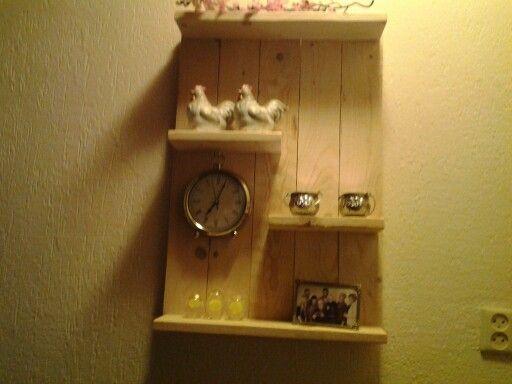 Pallet hout ,huis decoratie,s