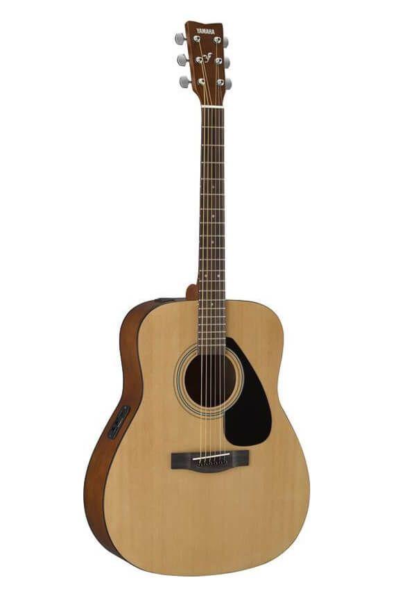 Yamaha Fx310aii Dreadnought Semi Acoustic Guitar Semi Acoustic Guitar Electro Acoustic Guitar Acoustic Guitar