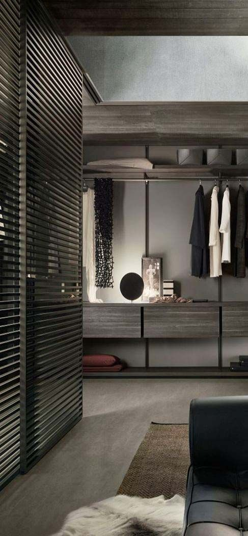 Stylish life    urban closets    city life    mens fashion      Closet  BedroomLoft. Best 25  Urban loft ideas on Pinterest   Studio loft apartments