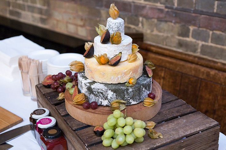 Wedding Bliss. And look at those handsome cheeses!