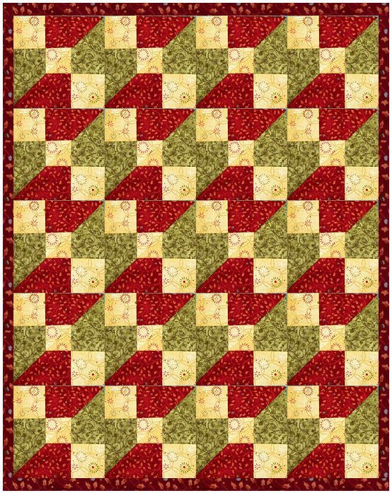 Example Quilt2 Red