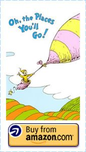 Oh, The Places You'll Go by Dr. Seuss A fun lesson in resiliency for your Athletes  #coaching #books #success #sport