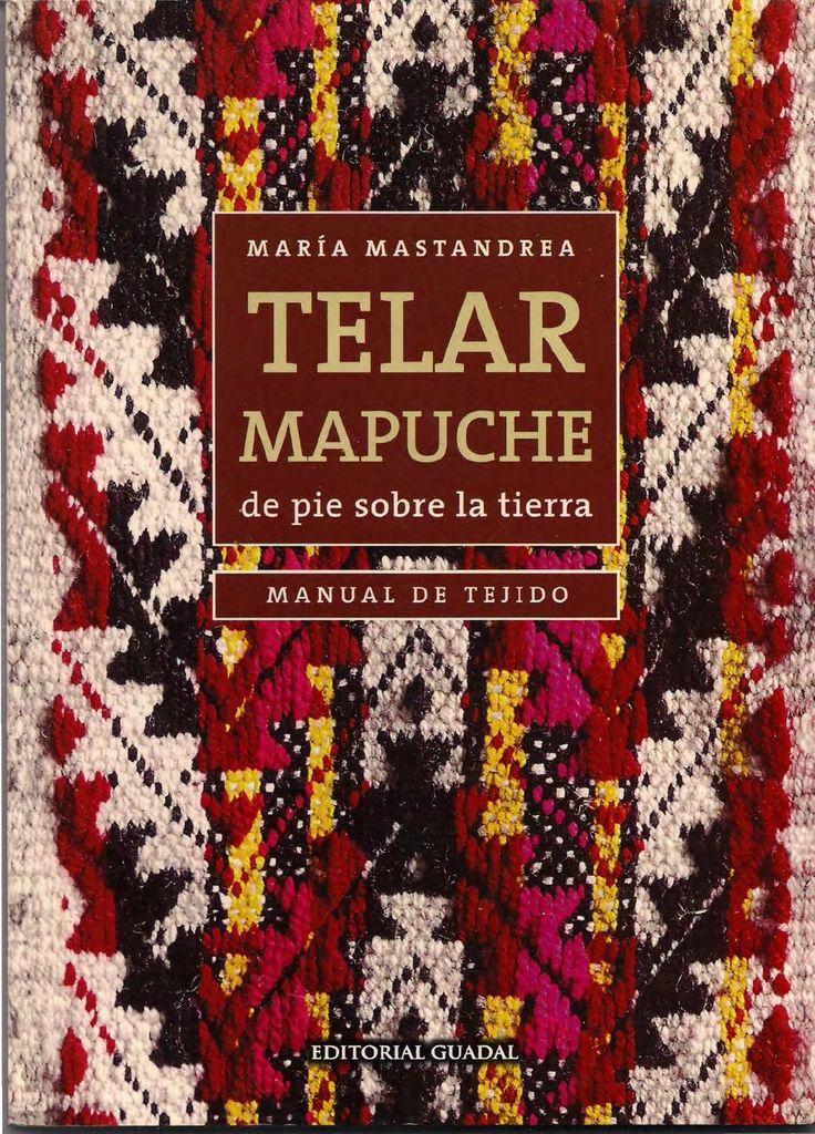 Manual de tejido por María Mastandrea