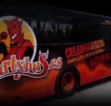Fotos cumpleaños en madrid, fotos y videos despedidas en madrid | Partybus, celebra tu cumpleaños, despedidas de soltera y soltero, eventos ...