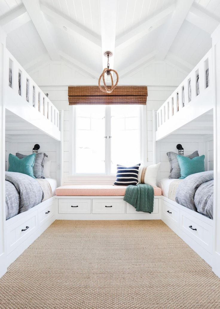 Cool Bunk Bed Rooms best 20+ four bunk beds ideas on pinterest | double bunk beds