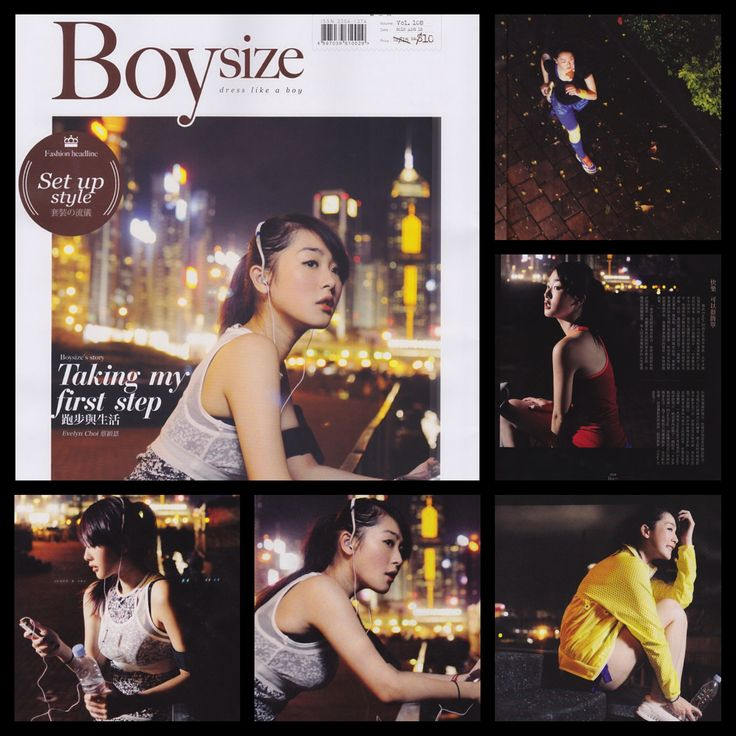 《Boysize》Vol108已經出版!今期Boysize's story:Evelyn Choi 蔡穎恩‧Taking my first step 跑步與生活 Taking my first step running with life.   #EvelynChoi #蔡穎恩 #TaoMagazine #TAO #Boysize #Running #Life #跑步 #生活 #JamCast #JamCast #Artiste #CoverStory #Cover   Evelyn Facebook page: http://www.facebook.com/evelynchoii