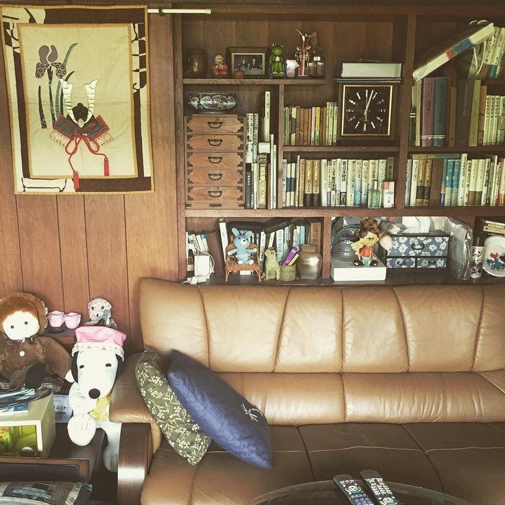 応接間かつておじいちゃんがいつもここでコーヒーを飲んでいた#sgraphoto #trip