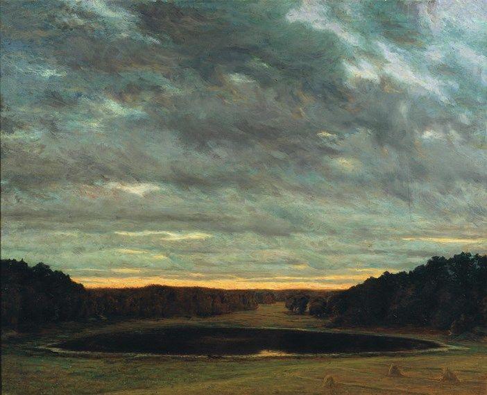 """Prins Eugen, """"Det stilla vattnet"""", 1901."""