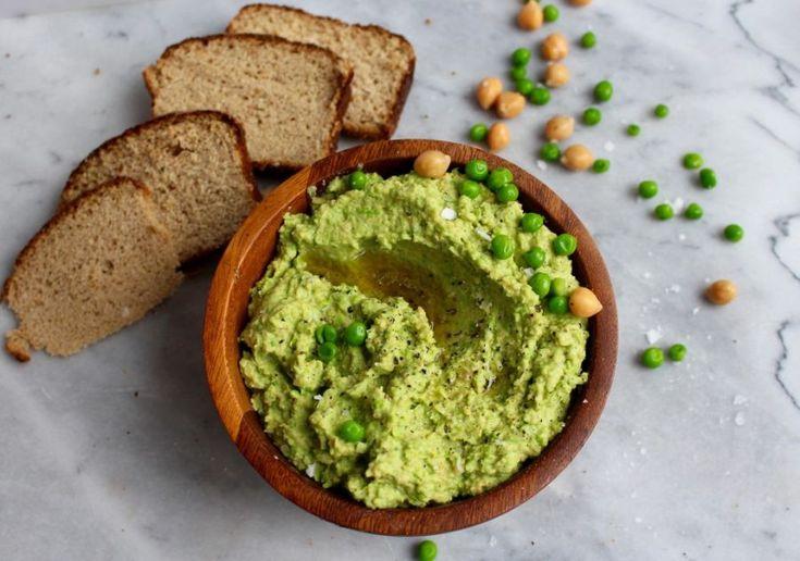 Cremă de MAZĂRE cu NĂUT: pentru mic - dejun sau prânz sănătos şi echilibrat - Top Remedii Naturiste