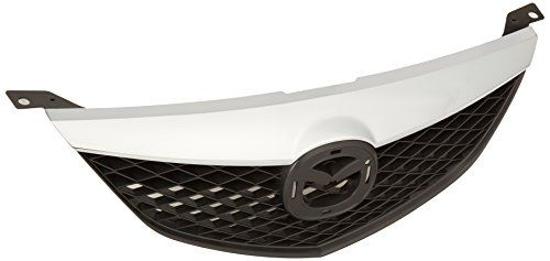 OE Replacement Mazda Mazda6 Grille Assembly (Partslink Number MA1200166) - http://www.caraccessoriesonlinemarket.com/oe-replacement-mazda-mazda6-grille-assembly-partslink-number-ma1200166/  #Assembly, #Grille, #MA1200166, #Mazda, #Mazda6, #Number, #Partslink, #Replacement #Exterior, #Grilles-Grille-Guards, #Grilles-Grille-Guards