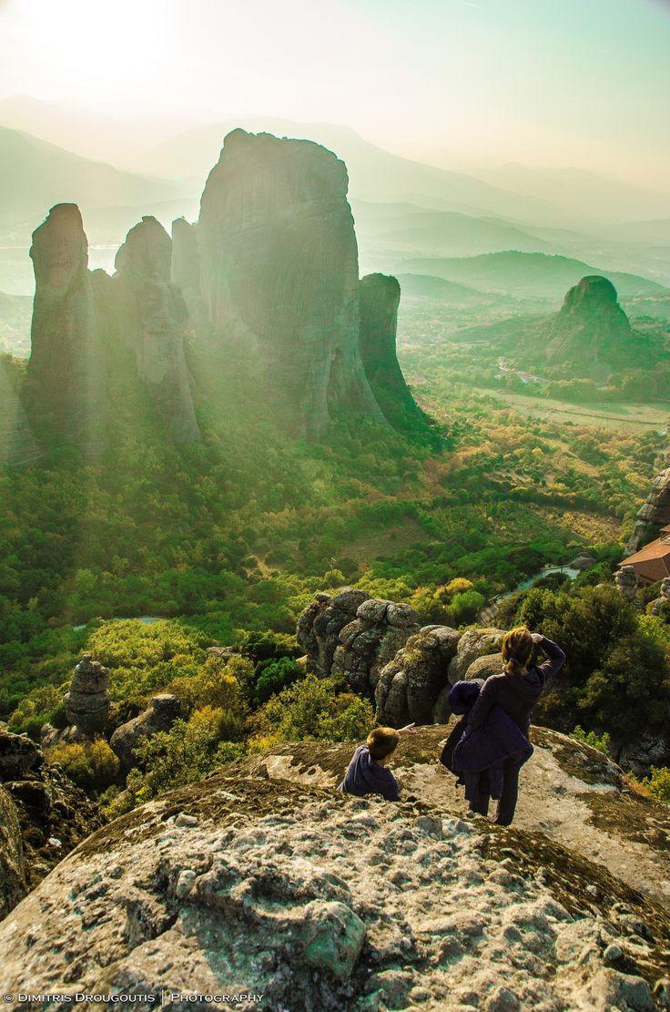 Meteora View by Dimitris Drougoutis on 500px