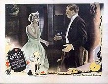 Single Wives (1925 lobby card) Corinne Griffith – …