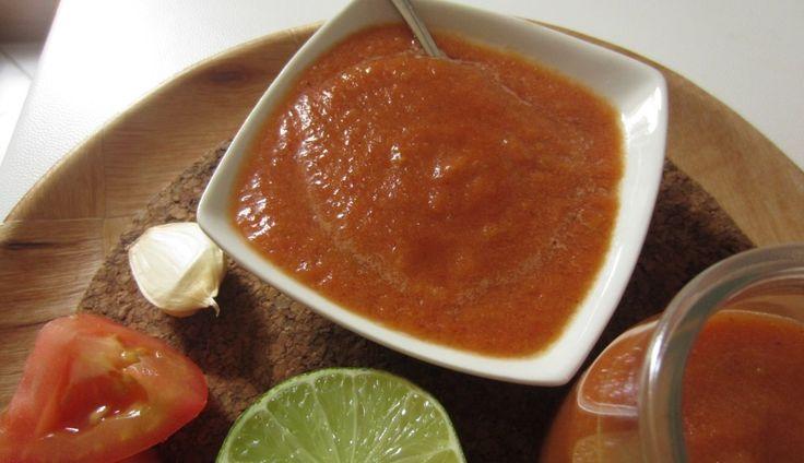 Ricetta salsa del Abogado | sauce recipe