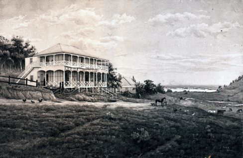 1904 Burleigh Heads Hotel Queensland