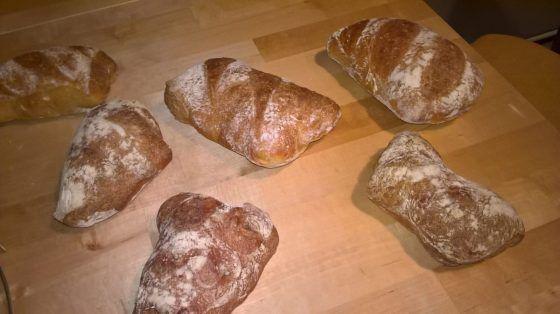 PANE BIANCO ricetta favolosa