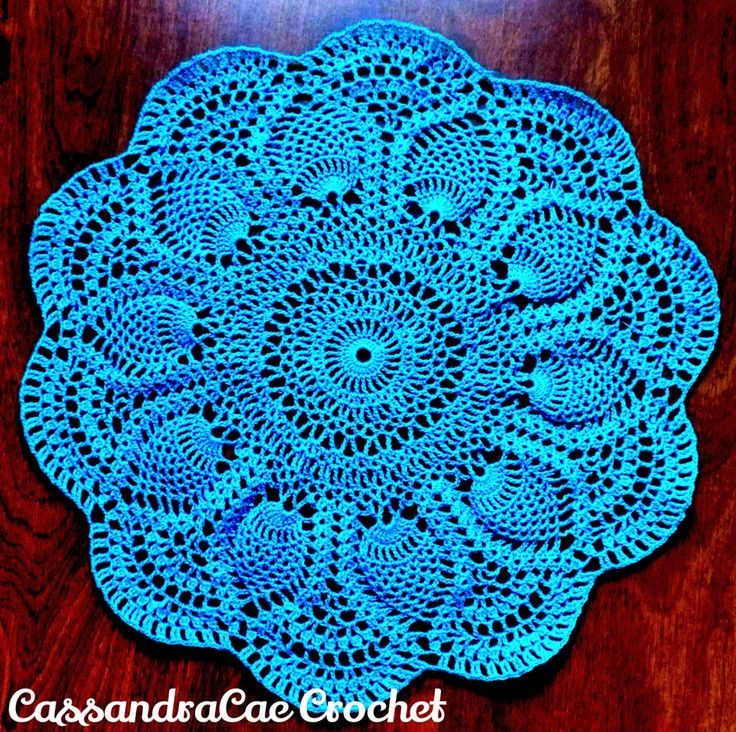21 Free Crochet Doily Patterns Doilies Pinterest Crochet