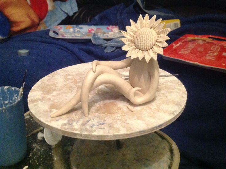 My fav flower figurine
