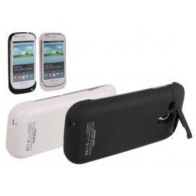 Funda Batería Samsung Galaxy S3 mini http://www.tucargadorsolar.com/funda-bateria-samsung-galaxy-s-3-mini-i8190.html