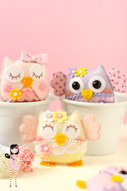 Love these owls!