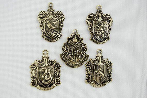Harry Potter Inspired Needleminder / Hogwarts School Badge