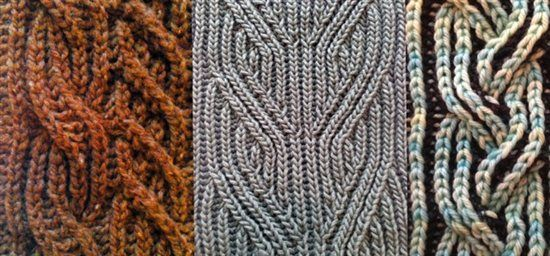 How To Loosen Knitting Stitches : Yoga and Knitting: Learning to Loosen up with Mercedes Stitches, Patterns a...