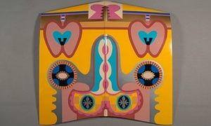 Bigamy Hood by Judy Chicago