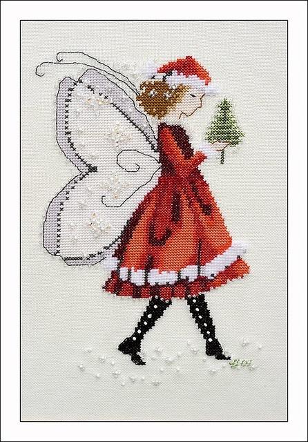 Christmas Elf Fairy (Mirabilia)