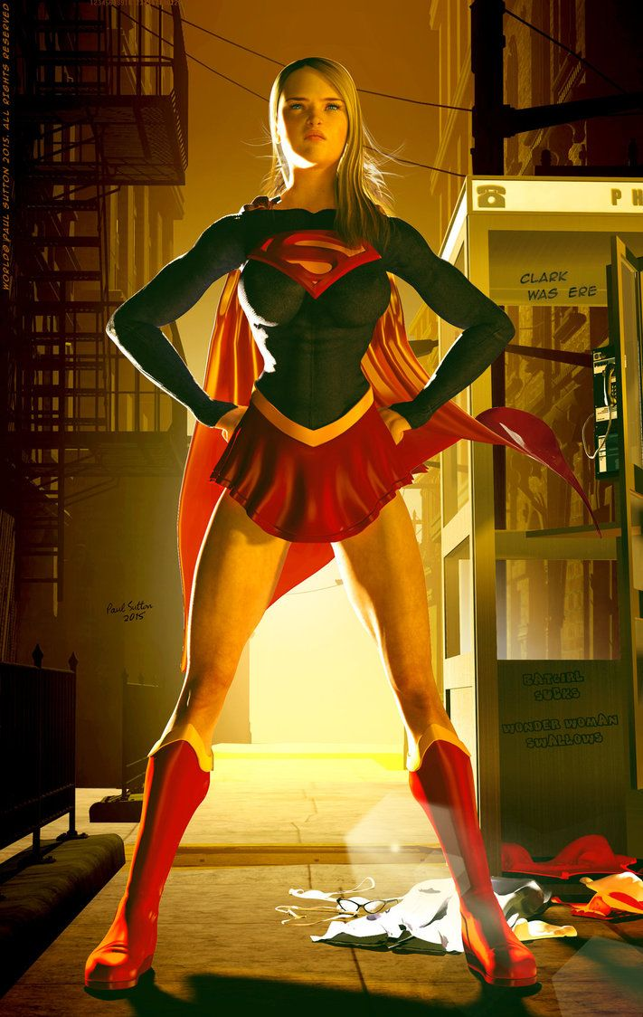 NEW Helen Slater Movie Costume addition to this set of Supergirls already on here You might also like one of these? Superheroine Comic Series.....