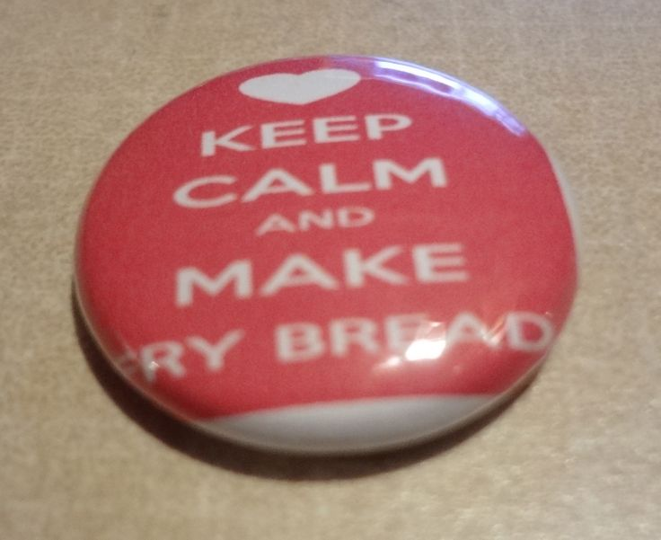 1 inch pinback charm talking about frybread. #frybread #nativestyle