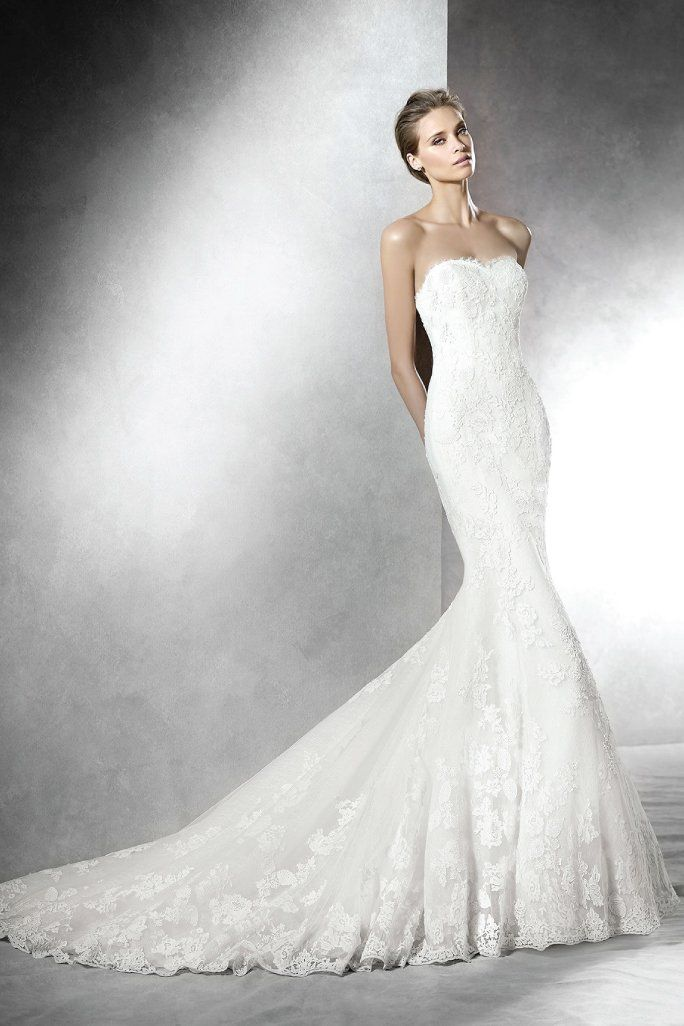 25+ besten Pronovias || The Bridal Collection Bilder auf Pinterest ...