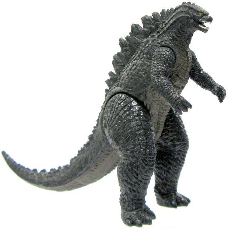 Godzilla 2014 Movie 3 Inch PVC Godzilla Figure