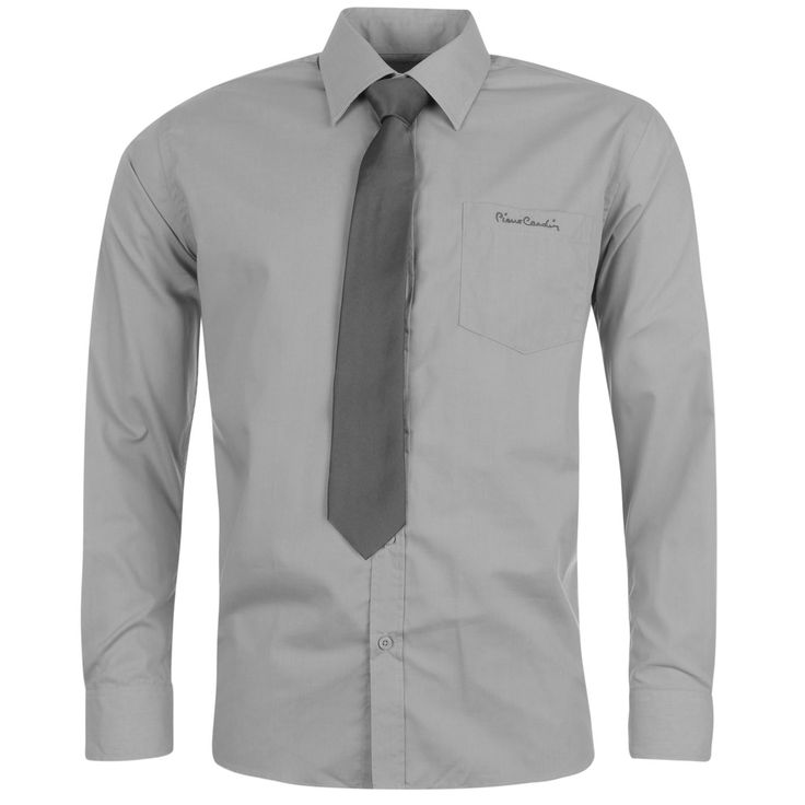 Pierre Cardin | Pierre Cardin Shirt and Tie Set Mens | Mens Shirts
