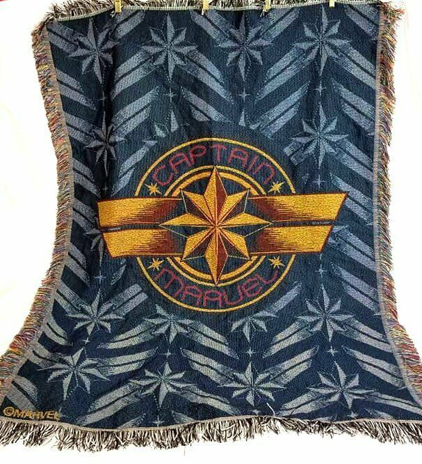 Officially Licensed NBA Vintage Woven Tapestry Throw Blanket Multi Color 48 x 60