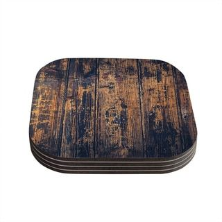 Shop for Susan Sanders 'Barn Floor' Rustic Coasters (Set of 4) and more for everyday discount prices at Overstock.com - Your Online Kitchen