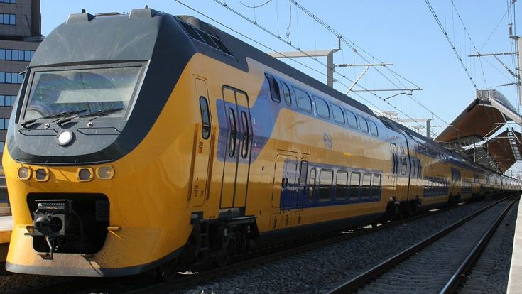 Narro Reading of All Electric Trains In Netherlands Now Run On 100% Wind Power January 1 2017  All electric passenger trains in the Netherlands are now powered entirely by thewind. The impressive feat has been achieved one year ahead of schedule announced Dutch railway company NS. Since 1 January 100% of our trains are running on wind energy commented NS spokesman Ton Boon. So we in fact reached []